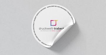 Druckwelt-Trabert-Ostheim-Aufkleber-Werbetechnik